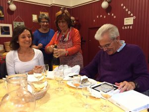 Festa Dimissioni Maurizio 2015