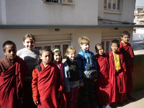 2012 - Nepal family